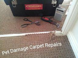Tamworth carpet repairs