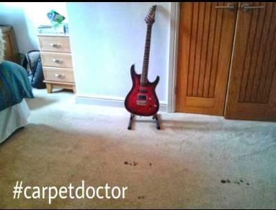 carpet burn repairs