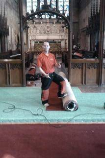 Carpet Installations in Manchester