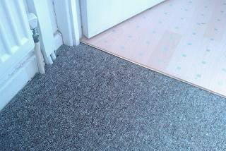 Carpet repair Tamworth - Carpet Doctor.
