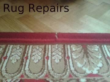 Carpet & Rug Repairs