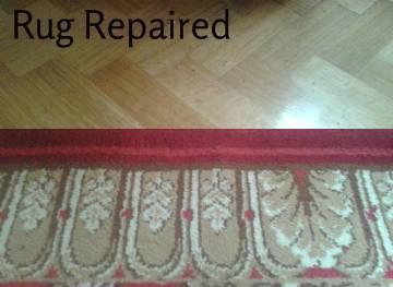 Carpet & Rug Repair in London