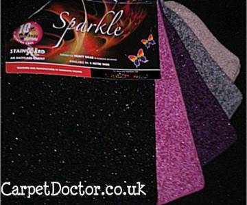 Sparkle Carpet Range