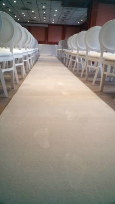 Wedding Aisle Carpet